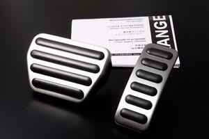 Накладки на педали для Range Rover Vogue