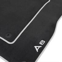 Передние велюровые коврики Premium для Audi A6 4G