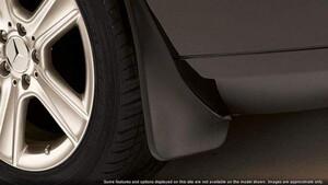 Задние брызговики для Mercedes C-Class W204 до 02/11