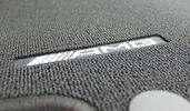 Тканевые коврики AMG для Mercedes W205