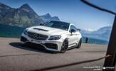 Обвес Prior Design для Mercedes C Coupe C205