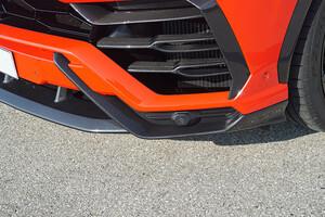 Боковые накладки бампера Novitec для Lamborghini Urus