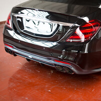 Спойлер Lorinser для Mercedes S-Class W222