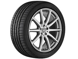 20'' Литой диск AMG для Mercedes GLE и GLS