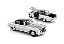 Модели автомобилей от Mercedes-Benz