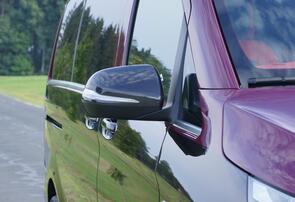 Карбоновые накладки на зеркала Mansory для Mercedes V-Class