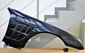 Передние крылья Prior Design для Mercedes SL R230