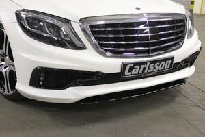 Передний бампер Carlsson для Mercedes S-Class W222