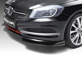 Боковые элероны Piecha Design для Mercedes A-Class W176