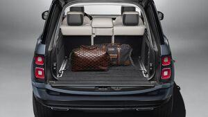 Сетка в багажник для Range Rover Vogue