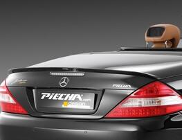 Карбоновый спойлер Piecha Design для Mercedes SL R230
