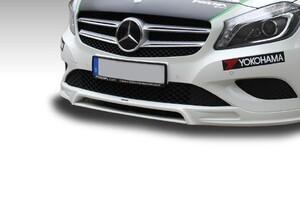 Накладка переднего бампера Piecha GT для Mercedes A-Class W176