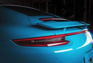 Спойлер Techart для Porsche 991