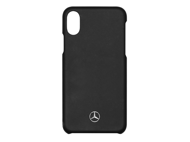 Чехол Mercedes для iPhone X