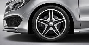 18'' Литой диск AMG для Mercedes