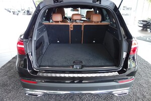 Защитная накладка заднего бампера Mercedes GLC X253