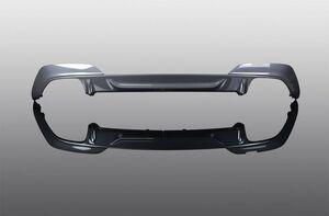 Накладка заднего бампера AC Schnitzer для BMW G20 3-серия