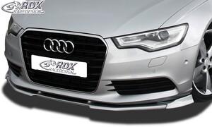 Накладка переднего бампера RDX для Audi A6 C7