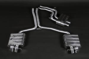 Выхлопная система Capristo для Audi RS4 B8