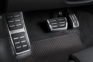 Накладки на педали для Audi Q7 SQ7 Q8 SQ8 4M