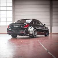 Диффузор Lorinser для Mercedes S-Class W222