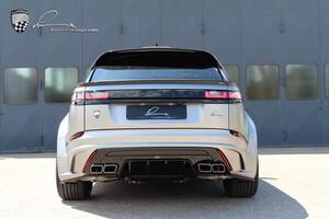 Спойлер Lumma для Range Rover Velar