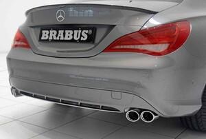 Глушитель Brabus для Mercedes CLA C117