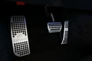Площадка под левую ногу Carlsson для Mercedes