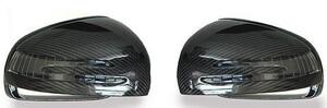 Карбоновые корпуса зеркал Schatz для Mercedes SL SLK SLS