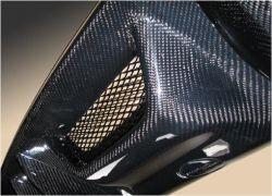 Карбоновый диффузор заднего бампера Piecha Design для Mercedes SLK R171 с 05/08