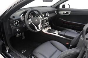 Велюровые коврики Brabus для Mercedes SLK R172