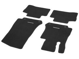 Велюровые коврики для Mercedes GLC