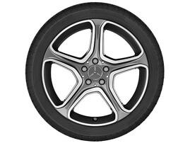 17'' Литой диск для Mercedes