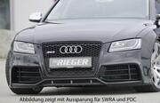 Передний бампер Rieger для Audi A5 B8