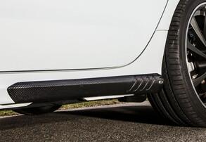Пороги ABT для Audi S6