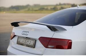 Спойлер Rieger для Audi A5 Coupe B8