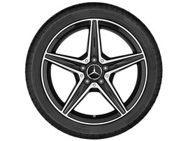18'' Литой диск AMG для Mercedes C-Class W205