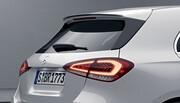 Спойлер для Mercedes A-Class W177