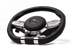 Рестайлинговый руль AMG для Mercedes C217 W213 W222