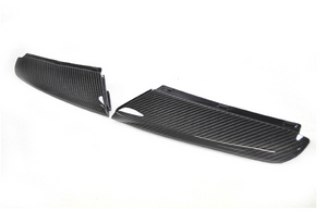 Карбоновые накладки решетки радиатора Schatz для Mercedes SLK R171