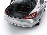 Поддон в багажник для Mercedes CLS C218