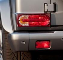Рестайлинговые фонари для Mercedes G-Class W463