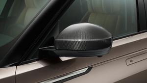Карбоновые корпуса зеркал для Range Rover