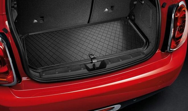 Коврик багажника для MINI F56
