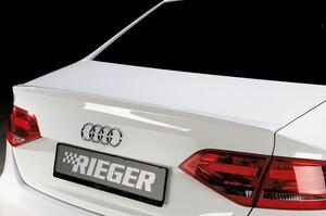 Спойлер Rieger для Audi A4 B8
