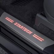 Накладки на пороги Startech для Range Rover Vogue