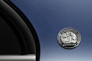 Объёмные эмблемы AMG