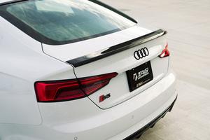 Карбоновый спойлер Audi Sport для Audi A5 Sportback B9