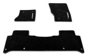 Велюровые коврики Hamann для Range Rover Sport