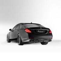 Диффузор Lorinser для Mercedes Maybach W222